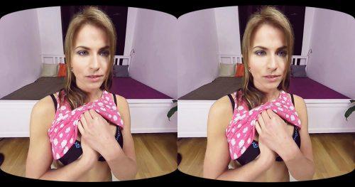 Pretty Czech Girl Solo Show With Dildo VR Porn Movie