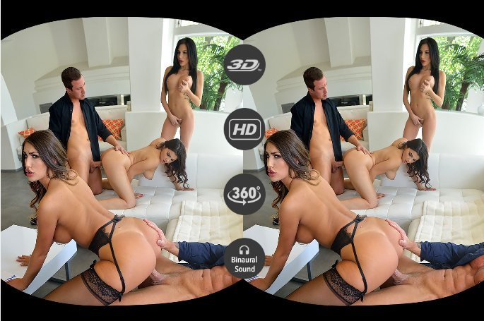 porn preview reality Mar 2016  Porn company Naughty America says that 5% of its sales are now VR videos,  and here's how you can watch their virtual reality porn for free, .