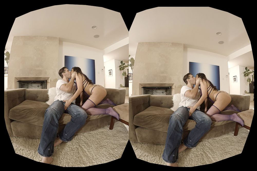 Watch 3 Couples Fucking Hard VR Porn Movie
