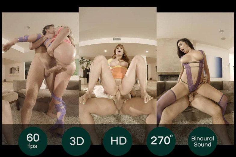Порно hd 3d overunder