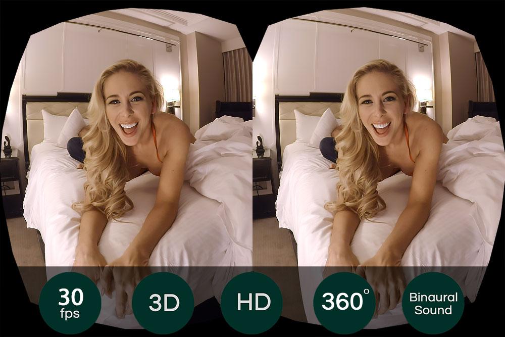 Watch Cherie DeVille Beeing Fucked VR Porn Movie
