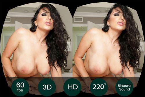 Fuck Romi Rain With Big Tits VR Porn Movie