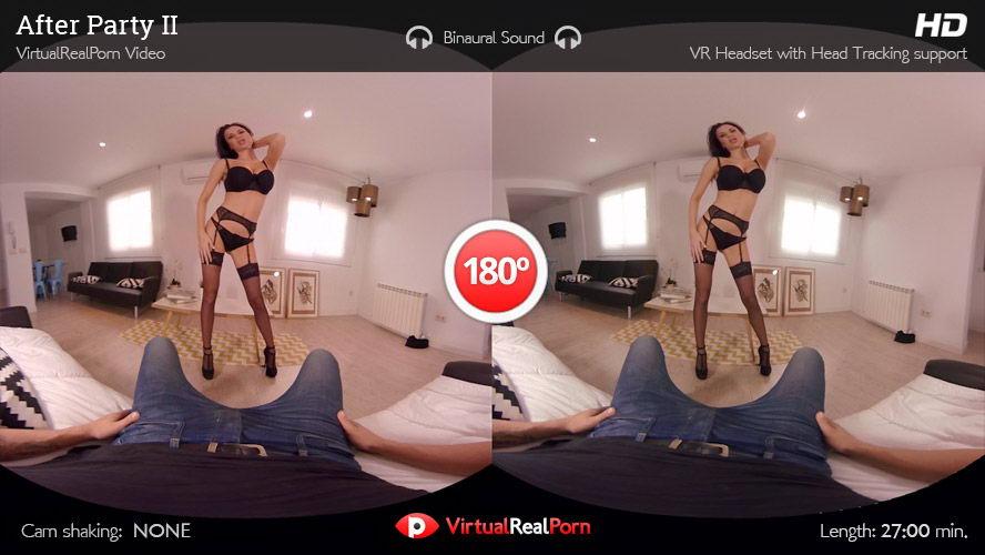Big Tits Fuck VR Porn Movie