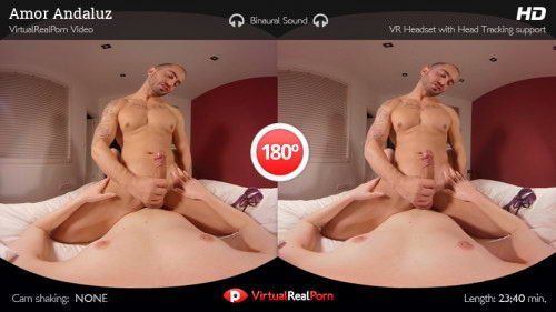 Female Perspective Fuck with Latino Man VR Porn Movie