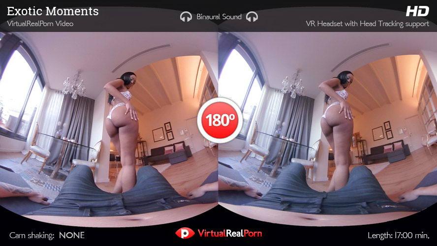 Fuck with Skinny Exotic Girl VR Porn Movie