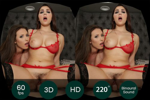 Two Sex Goddesses At Once VR Porn Movie