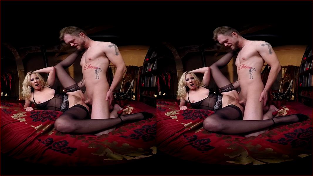 Maîtresse Madeline Marlowe Gets Fucked VR Porn Movie