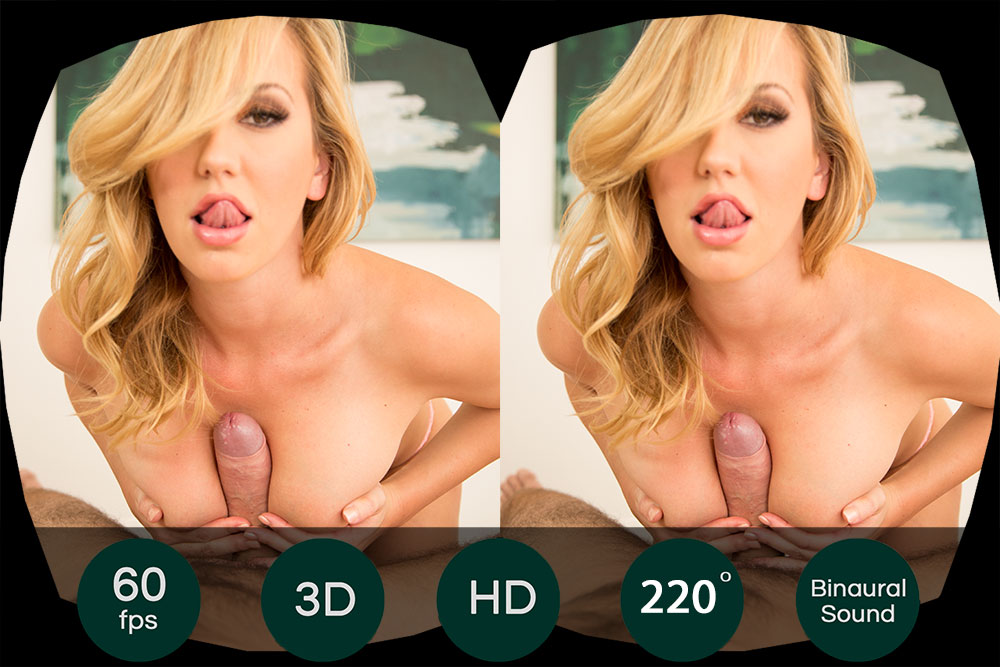 Fuck Your Brother's Busty Wife VR Porn Movie