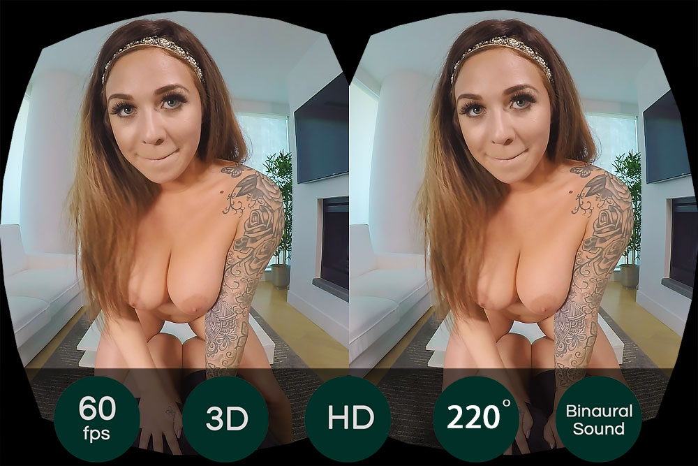 Fuck Mia Madison From Behind VR Porn Movie