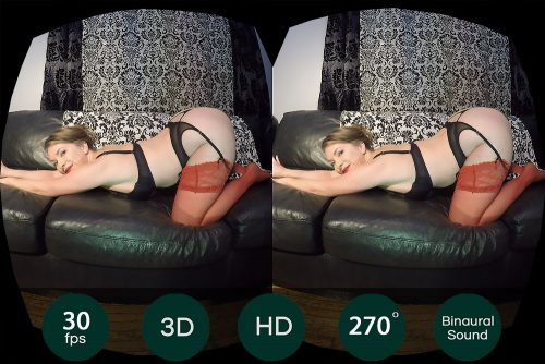 Domination Game With Mistress T VR Porn Movie