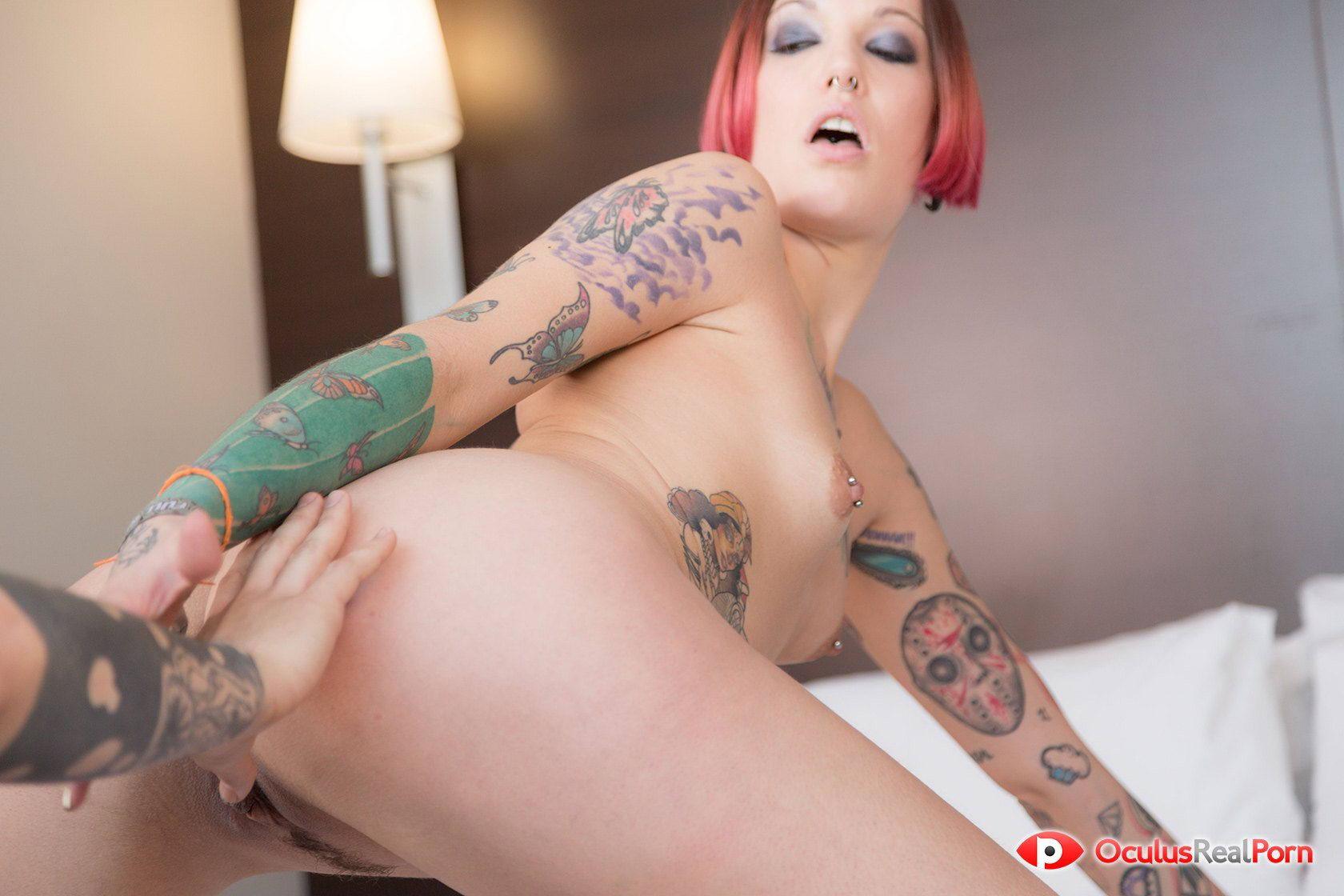 tattoed chicks having sex nude