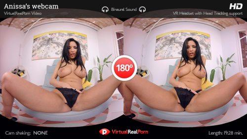 Masturbation Of Big Tits Anissa VR Porn Movie