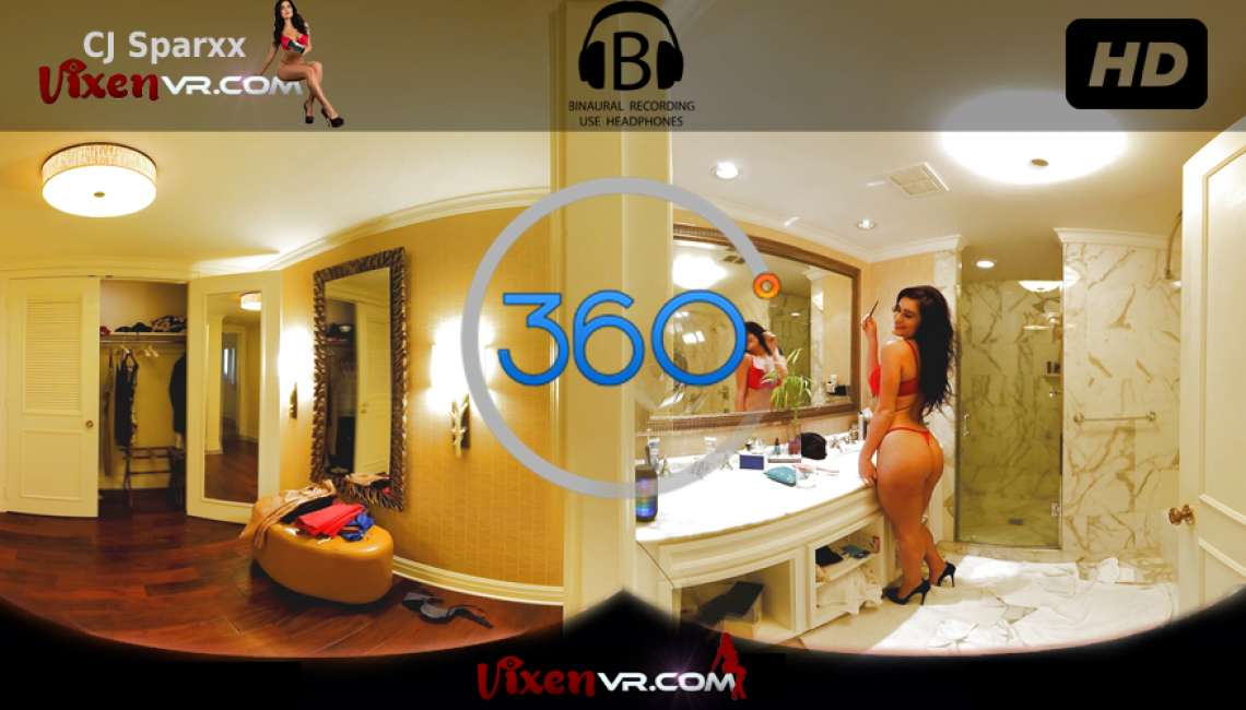Watch Naked Girl In Her Bathroom VR Porn Movie