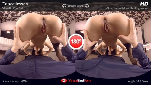 Fuck Asian Pussy VR Porn Movie