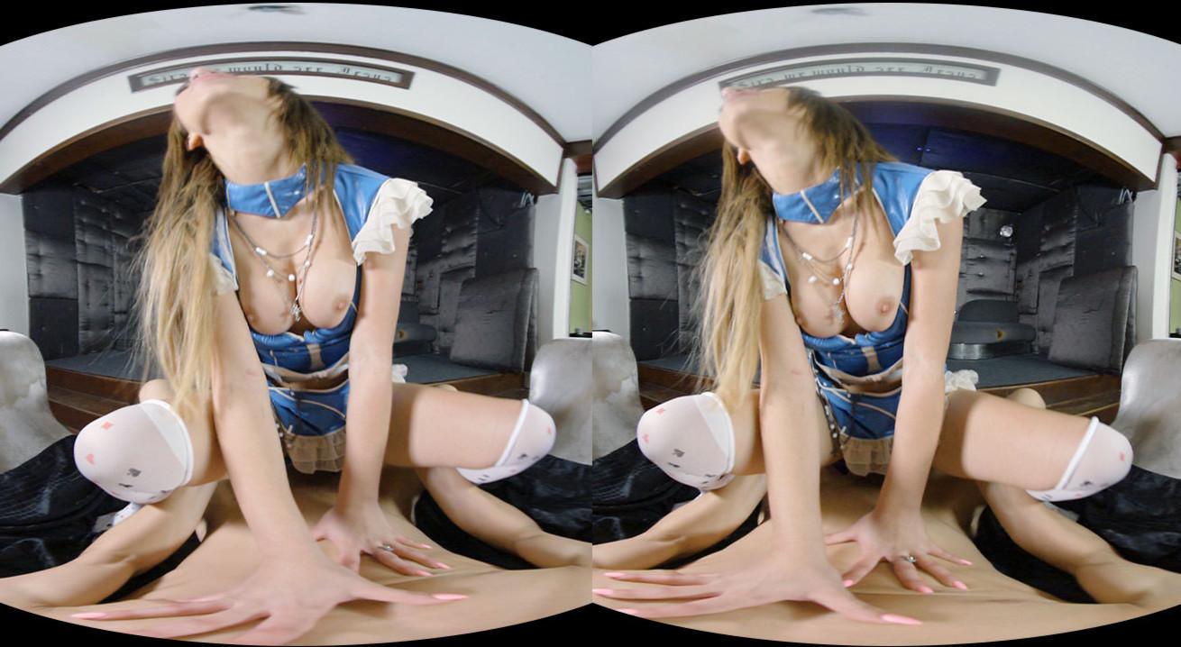 Fuck Nasty Schoolgirl VR Porn Movie