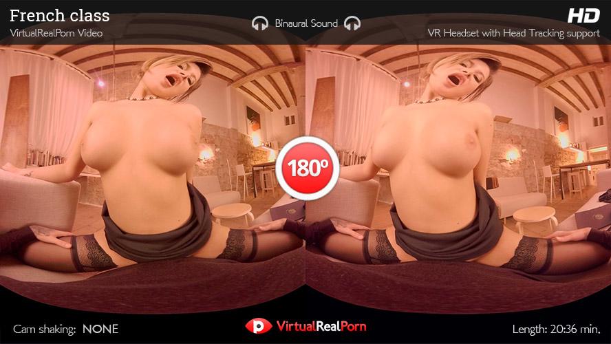 Fuck Anna Polina VR Porn Movie