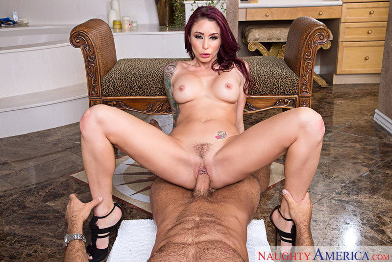 Fuck Slutty Brunette Beauty With Tattoos VR Porn Movie